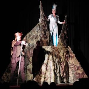 Sněhová královna - divadlo