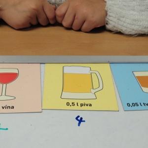 Alkohol a kouření - preventivní program